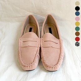 SH0991/Daily Mood Suede Loafer(20%↓)