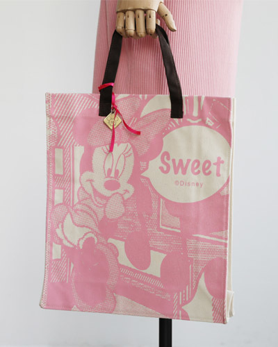 BAG30056/Disney Square Eco Bag_2c