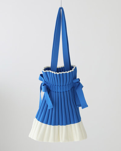 BAG3062/Pleated Knit Shoulder Bag_3c
